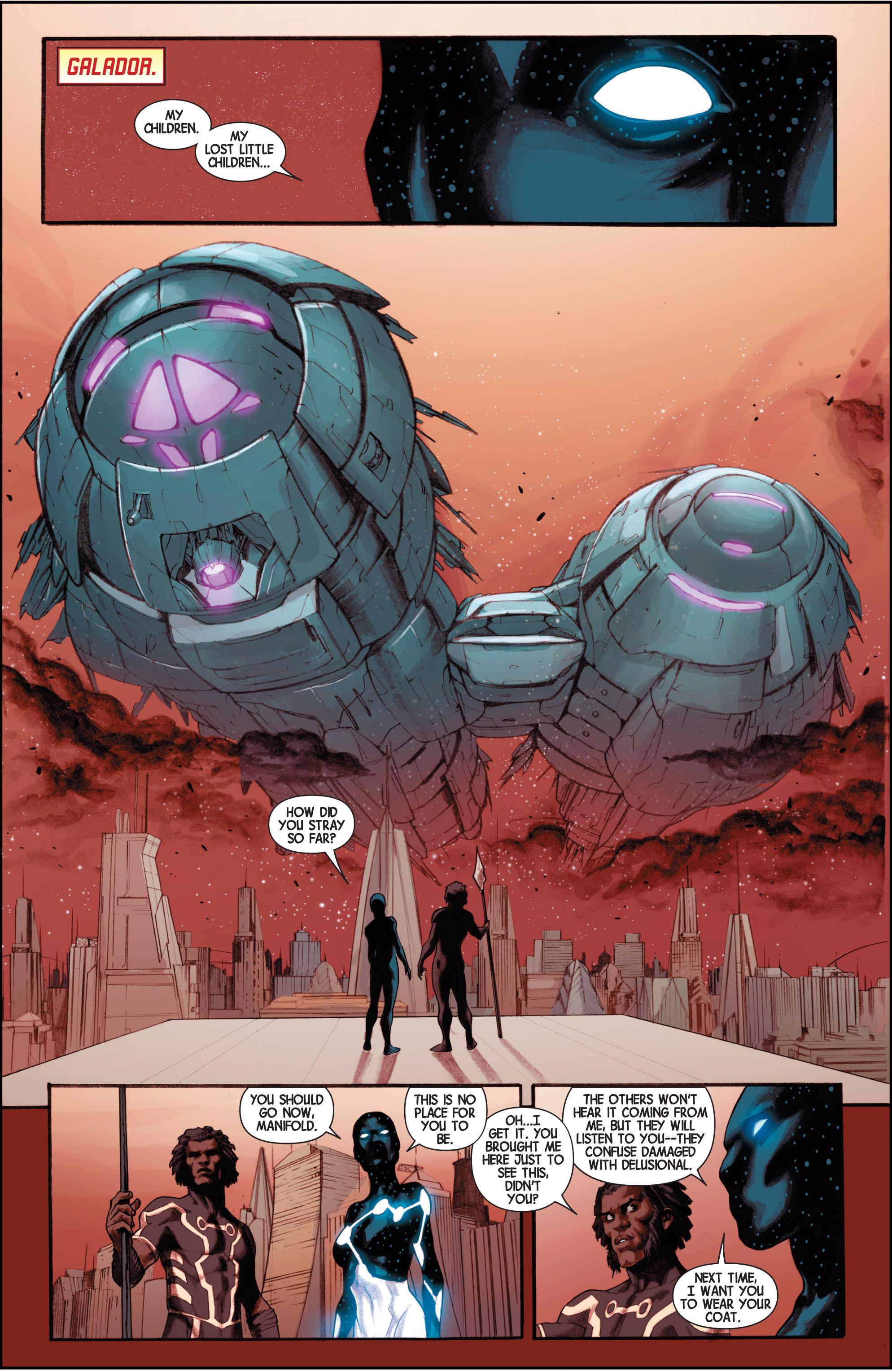 Read online Avengers (2013) comic -  Issue #Avengers (2013) _TPB 3 - 107