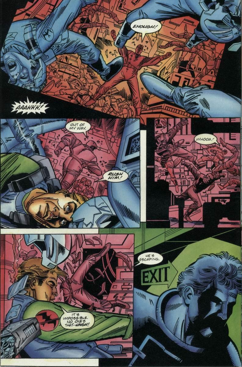 Read online Harbinger Files comic -  Issue #2 - 3