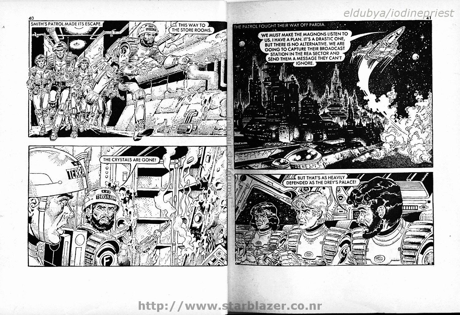 Starblazer issue 107 - Page 22