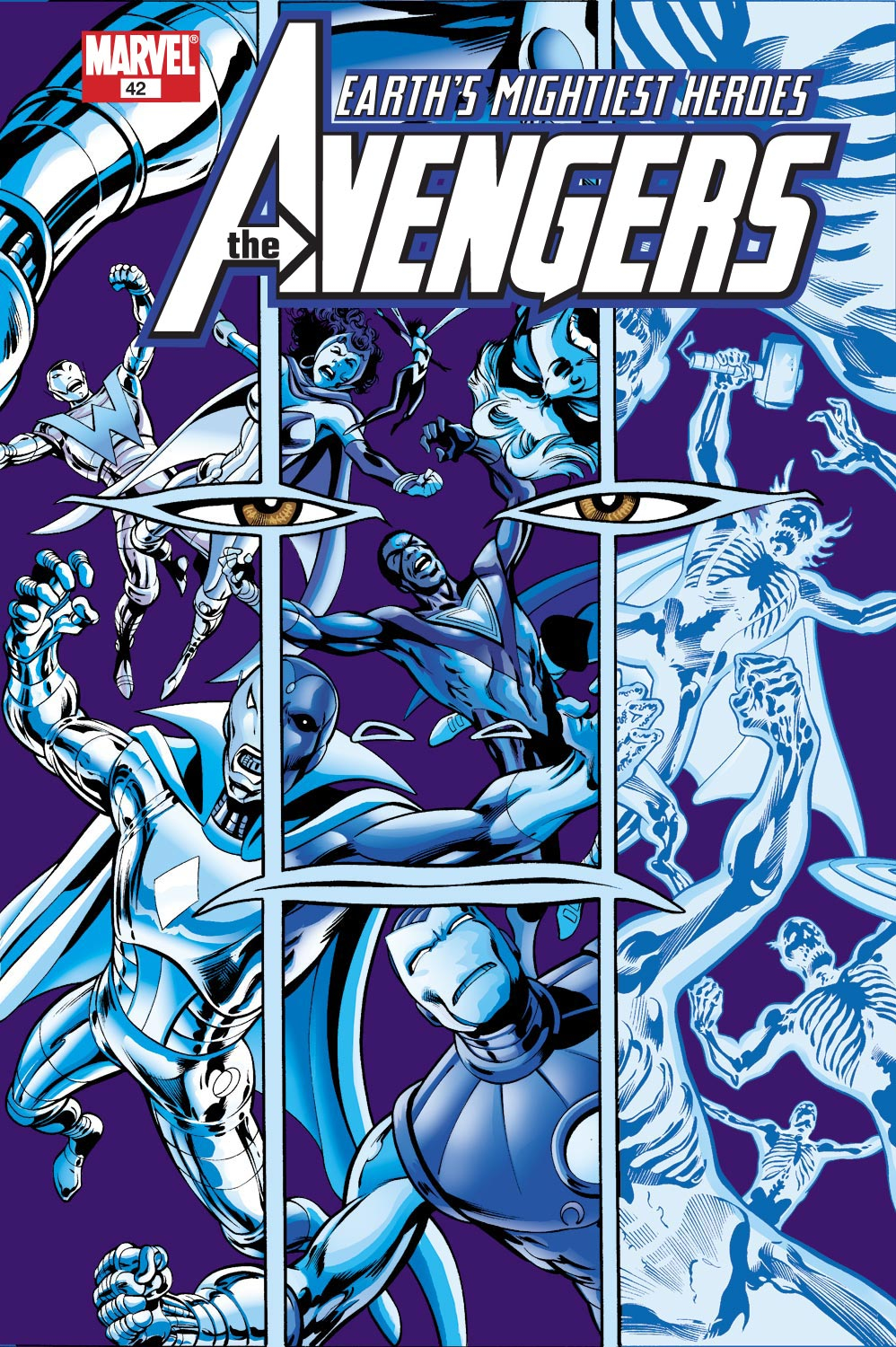 Avengers (1998) 42 Page 1