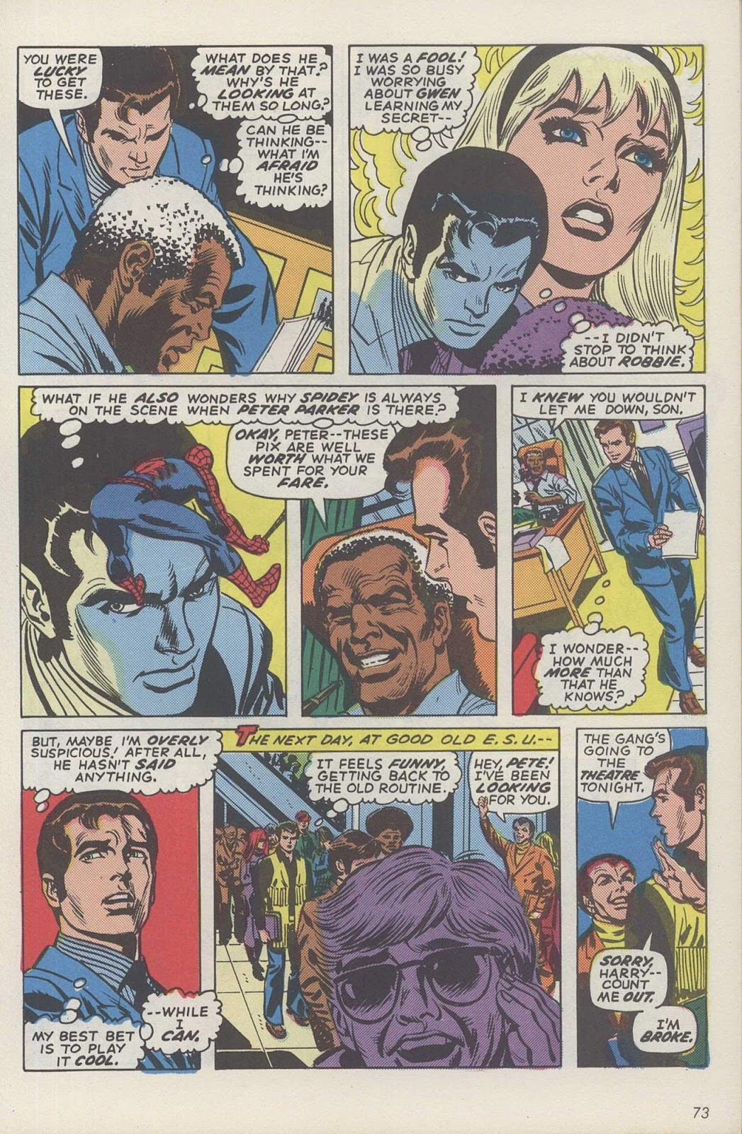 The Amazing Spider-Man (1979) issue TPB - Page 75
