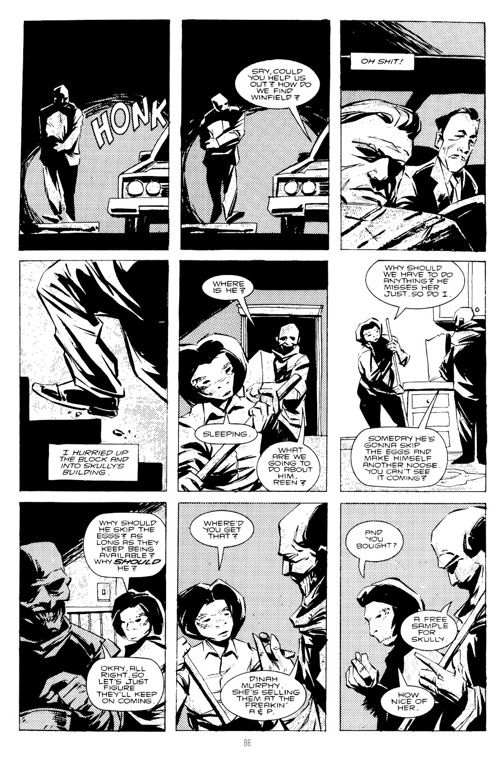 Read online Freaks' Amour comic -  Issue # TPB (Part 1) - 87