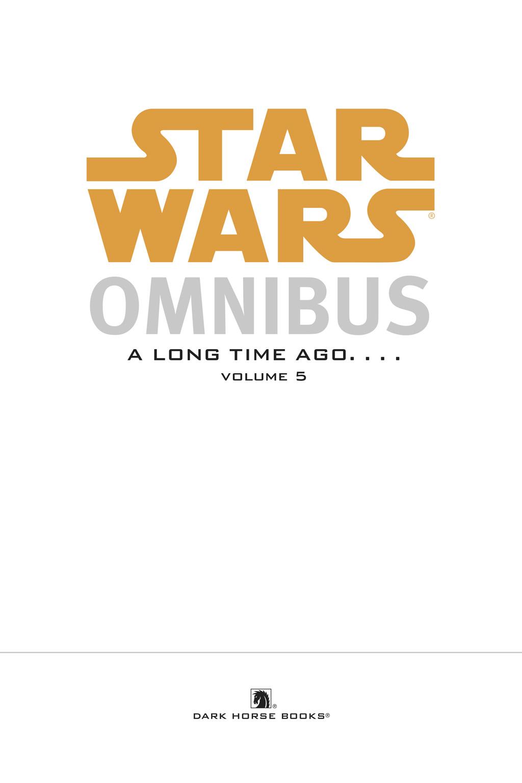 Read online Star Wars Omnibus comic -  Issue # Vol. 21 - 2