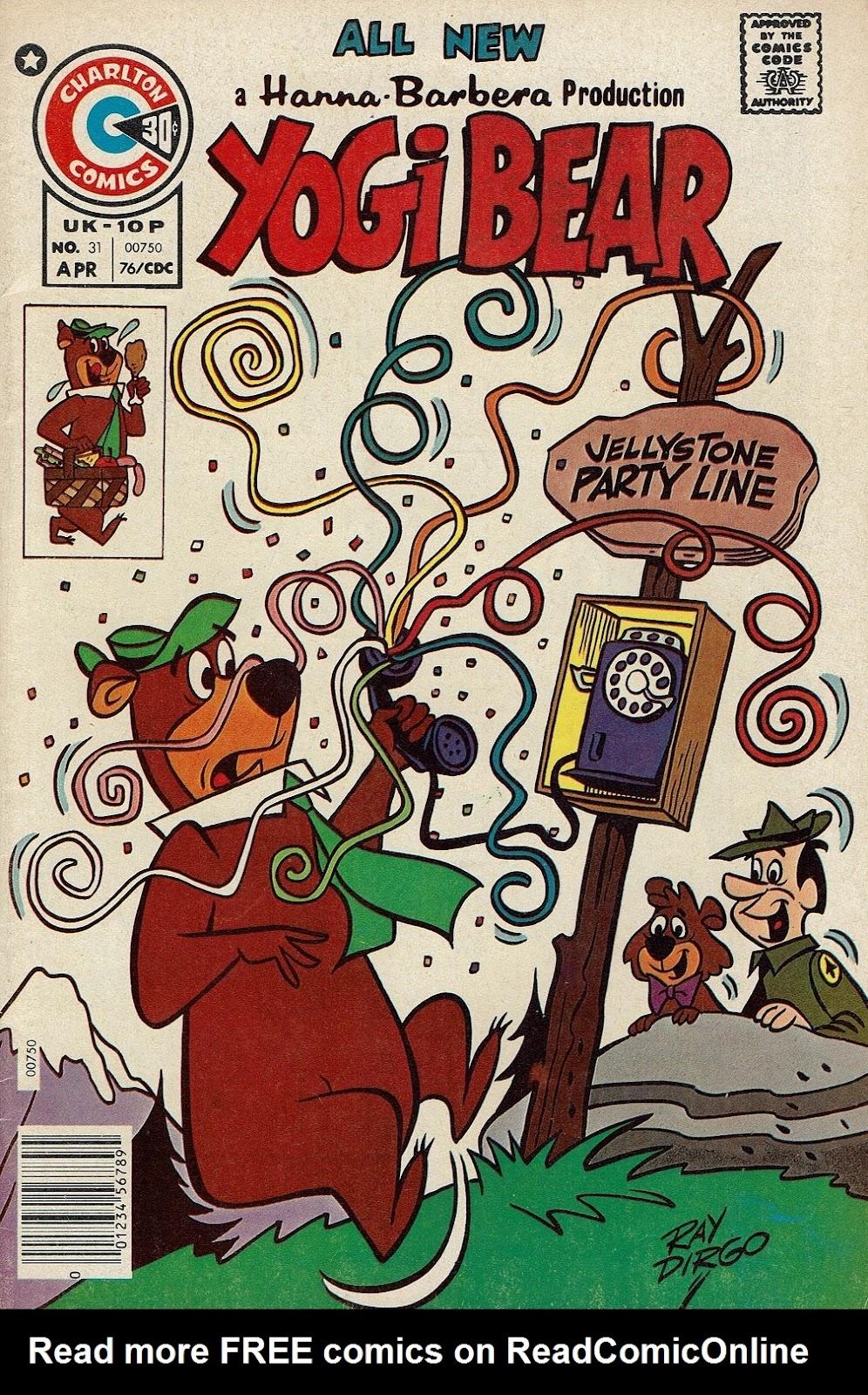 Yogi Bear (1970) issue 31 - Page 1