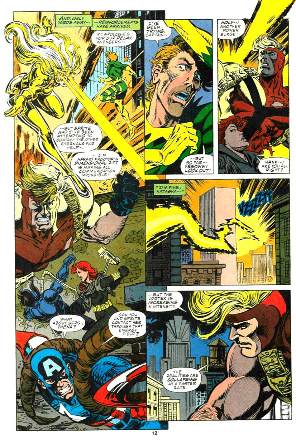 The Avengers (1963) 375 Page 11