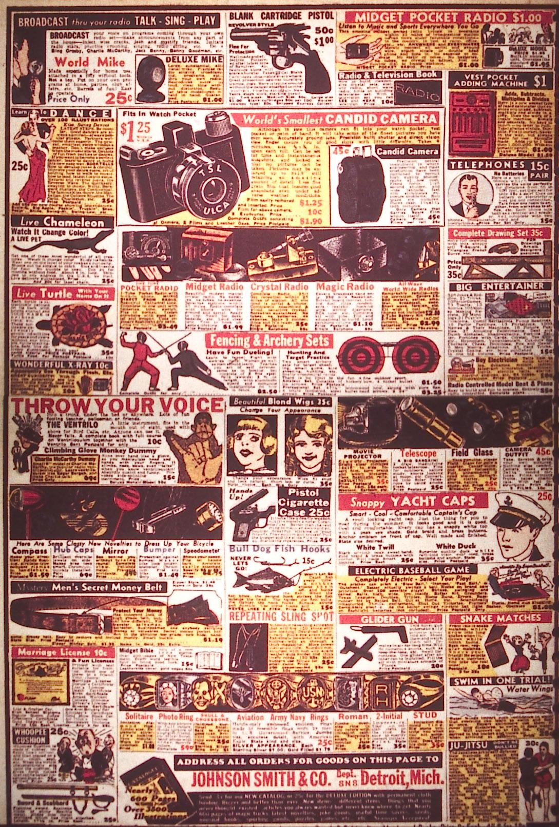 Read online Detective Comics (1937) comic -  Issue #18 - 68