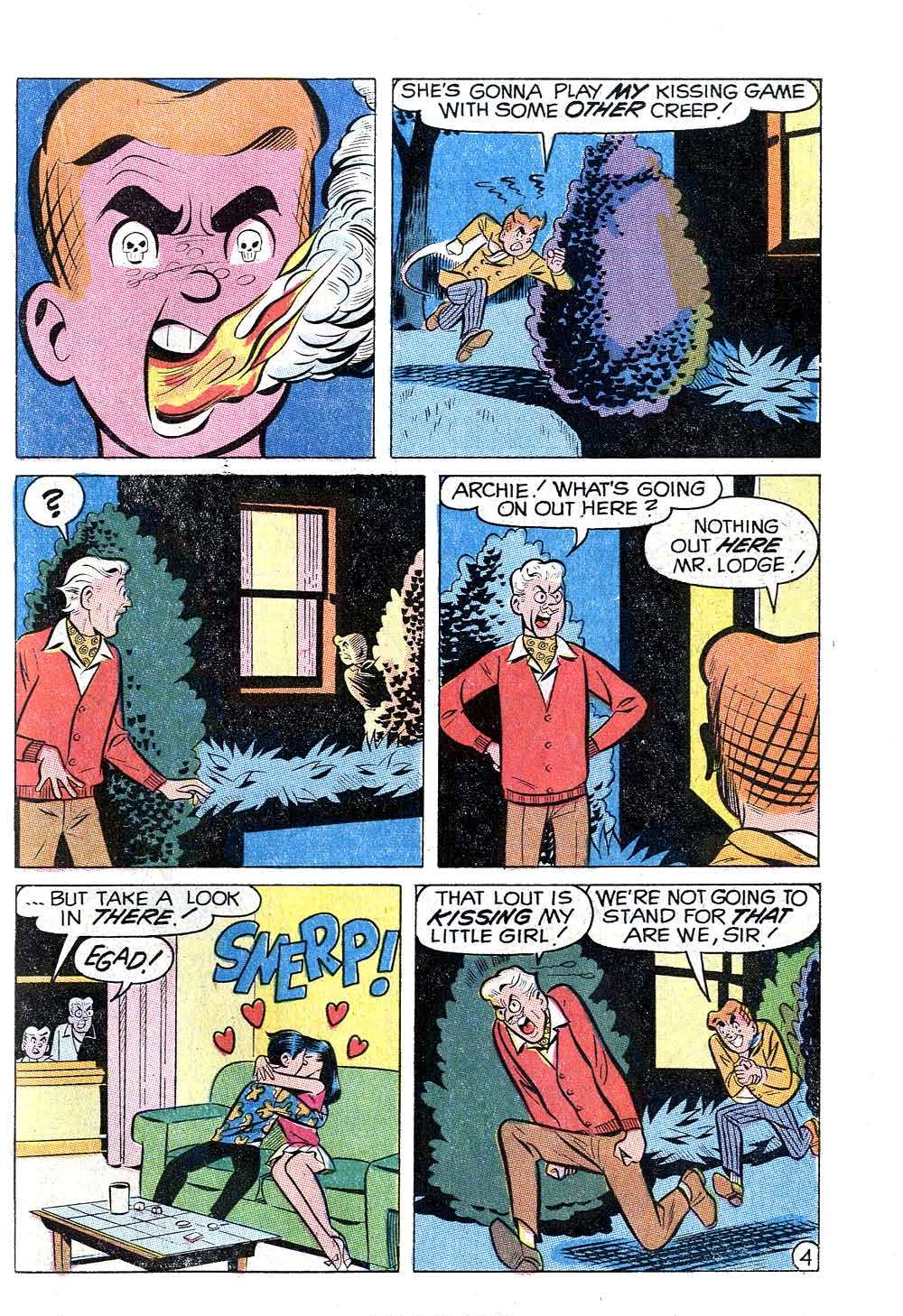 Read online Archie (1960) comic -  Issue #202 - 23