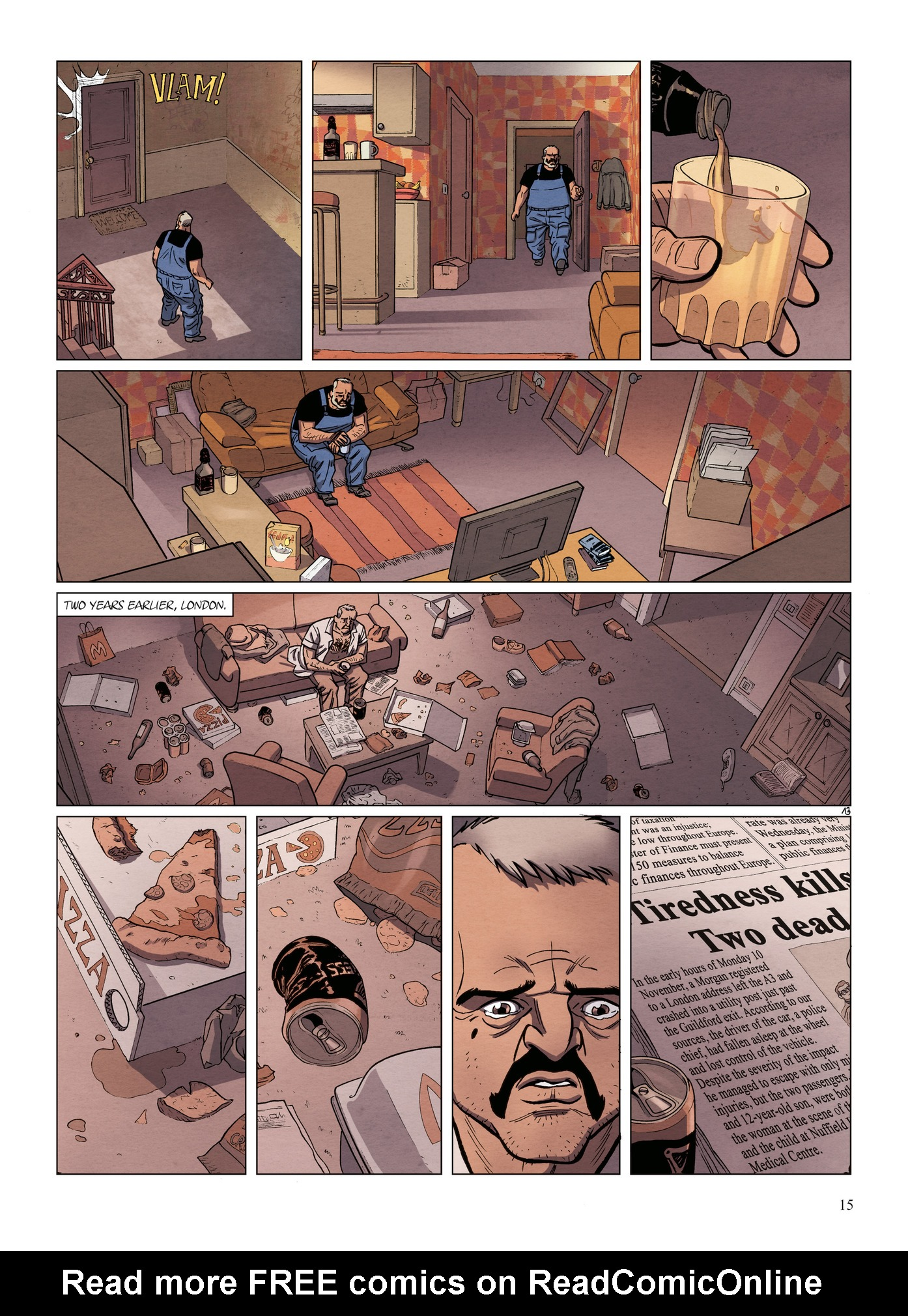 Read online Alter Ego comic -  Issue #6 - 17