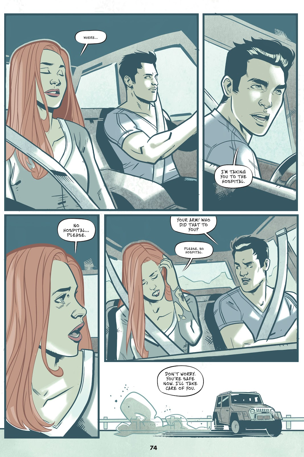 Read online Mera: Tidebreaker comic -  Issue # TPB (Part 1) - 74