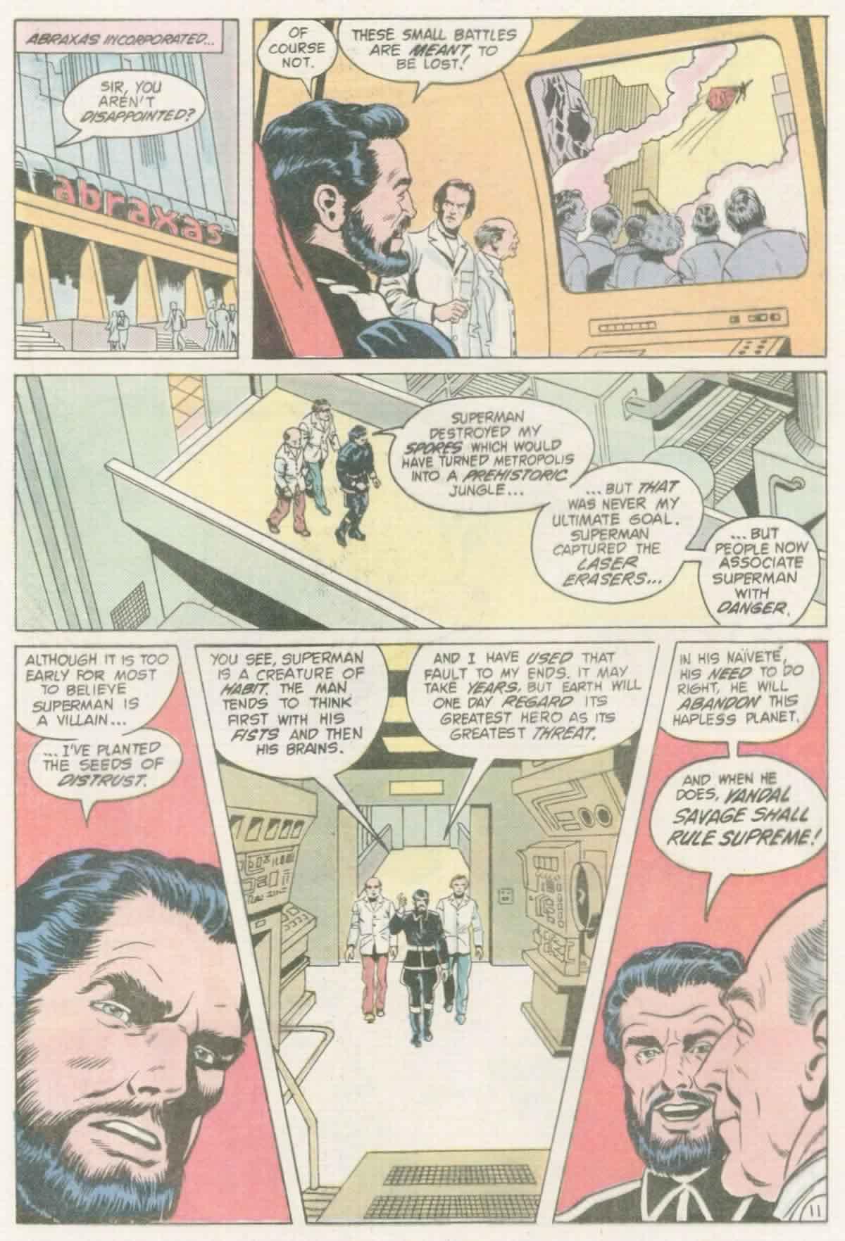 Action Comics (1938) 556 Page 11