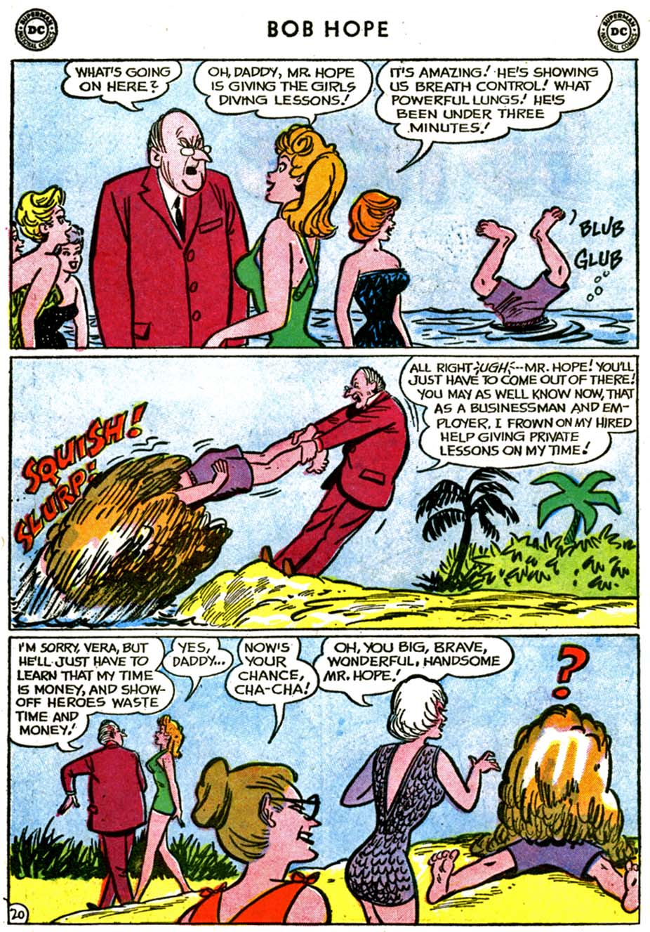 The Adventures of Bob Hope issue 72 - Page 26