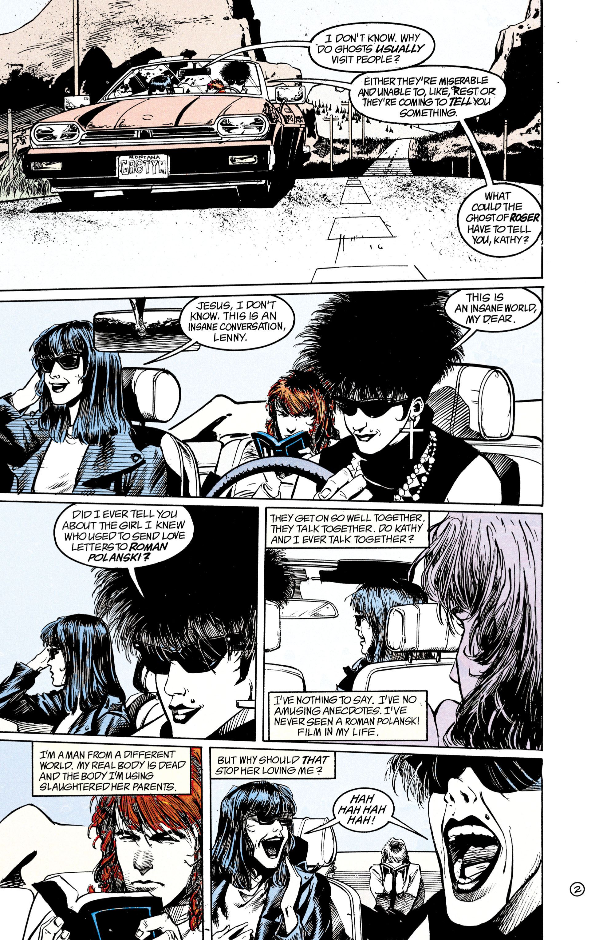 Read online Shade, the Changing Man comic -  Issue #21 - 3