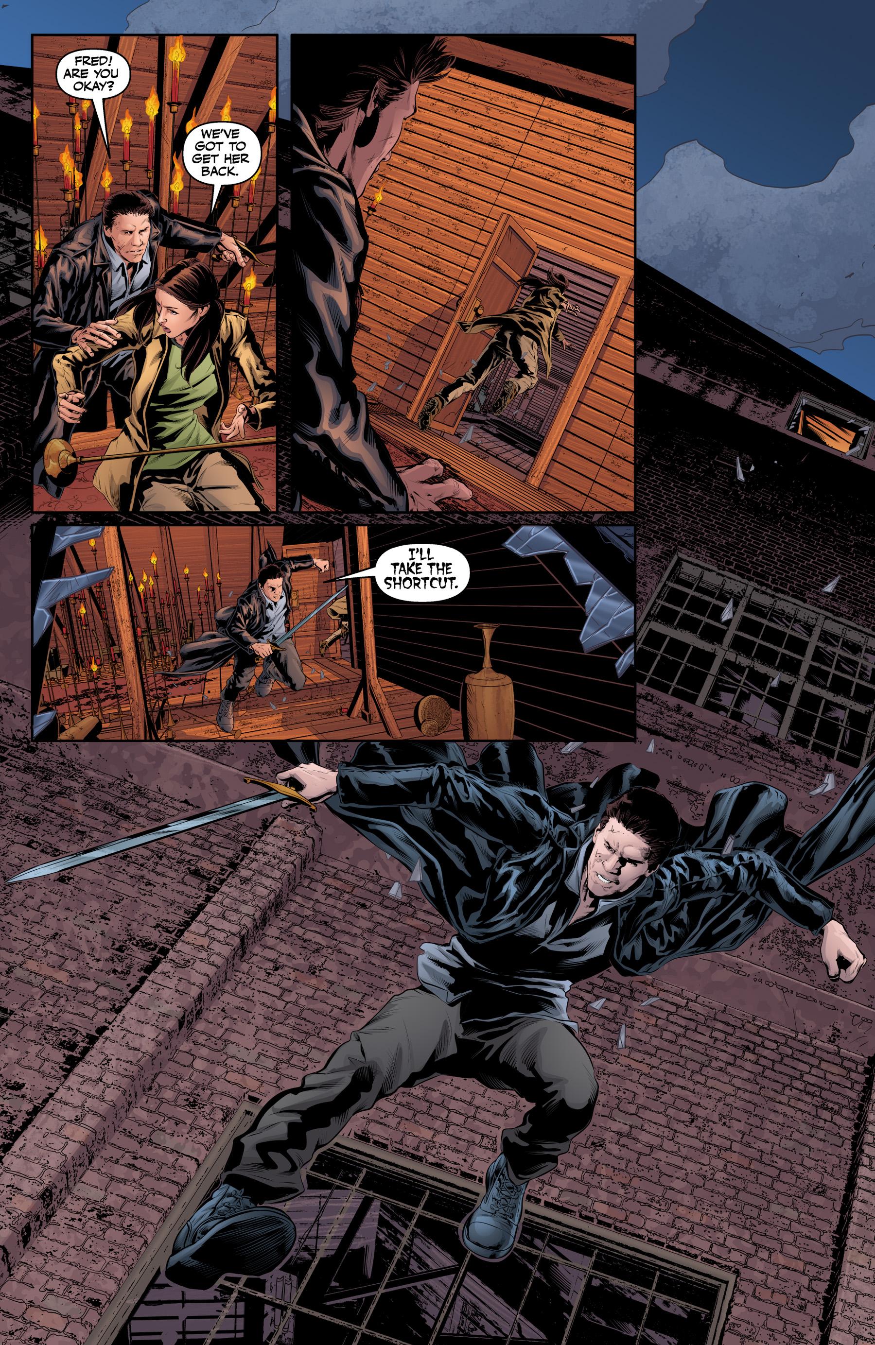 Read online Angel & Faith Season 10 comic -  Issue #19 - 23