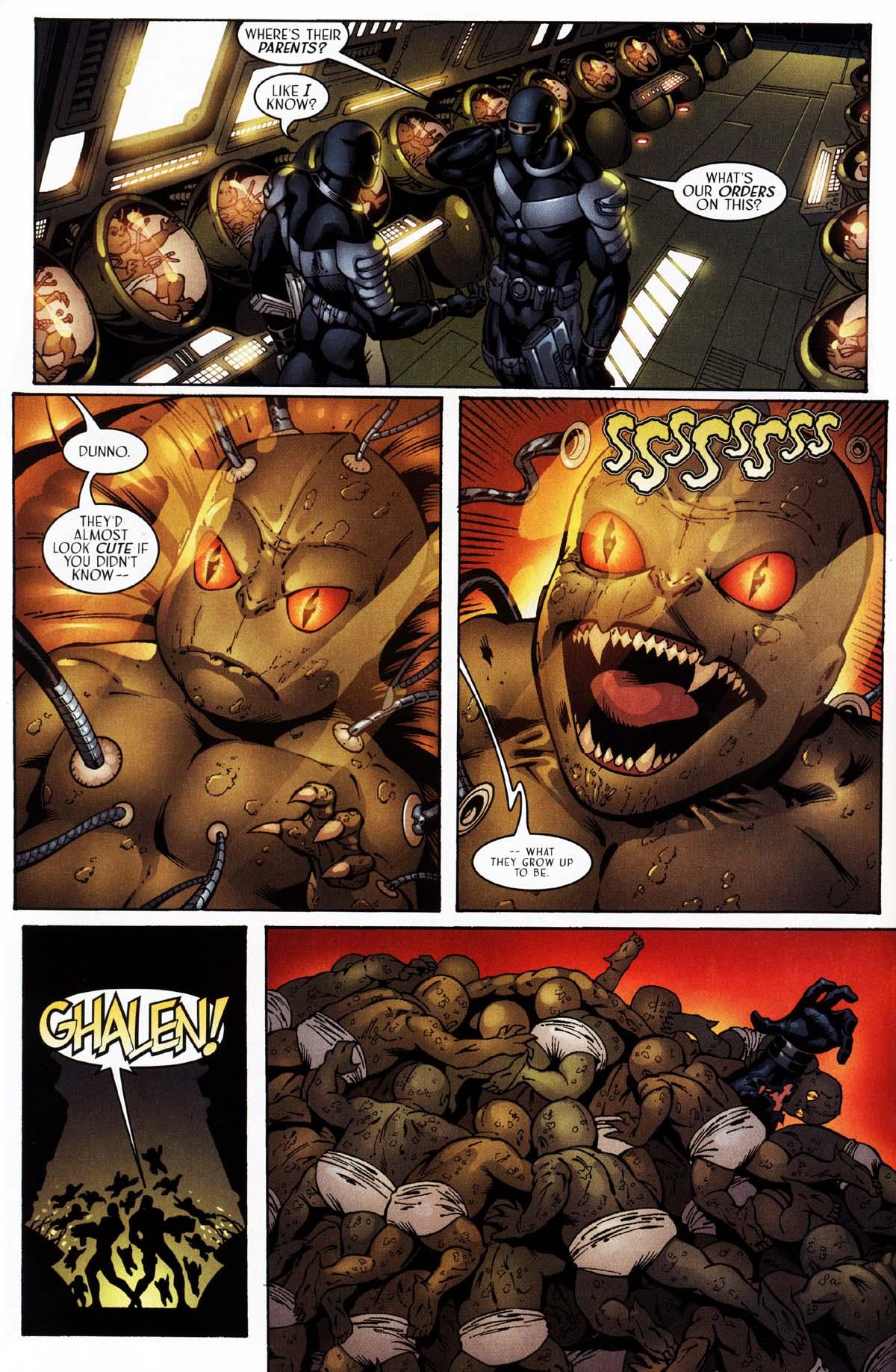 Read online Sigil (2000) comic -  Issue #27 - 14