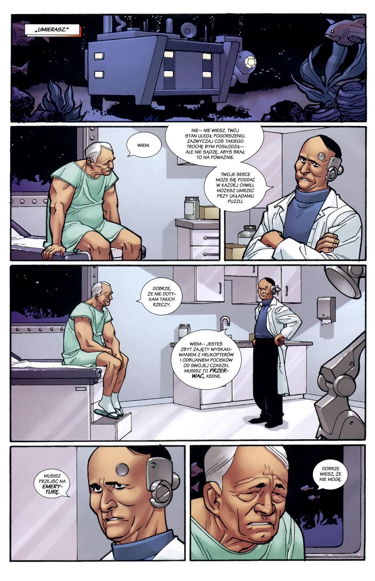 Read online Destroyer comic -  Issue #1 - 12