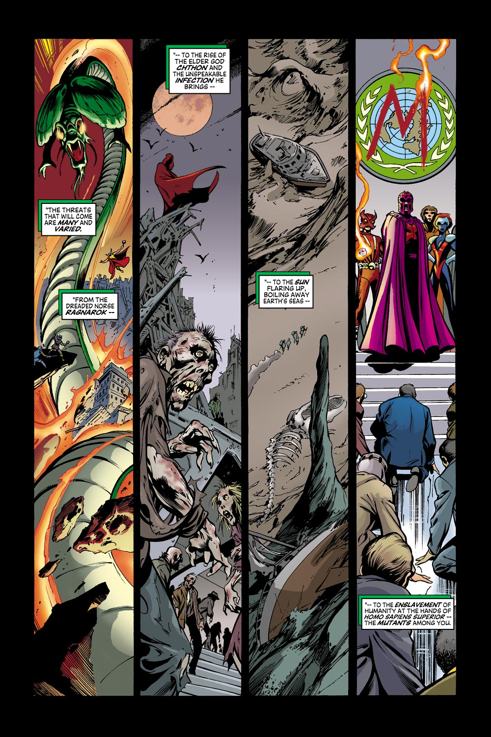 Read online Avengers (1998) comic -  Issue #42 - 9
