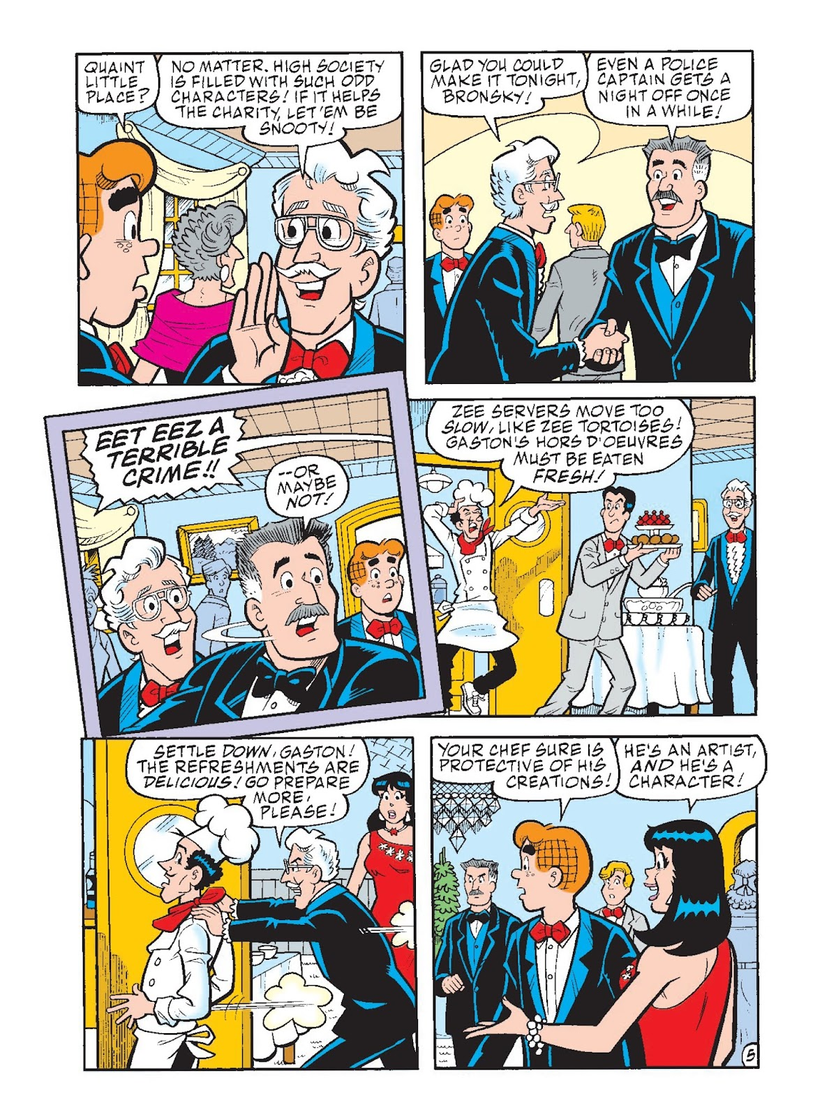 Archie 1000 Page Comics Digest issue TPB_(Part_6) - Page 89