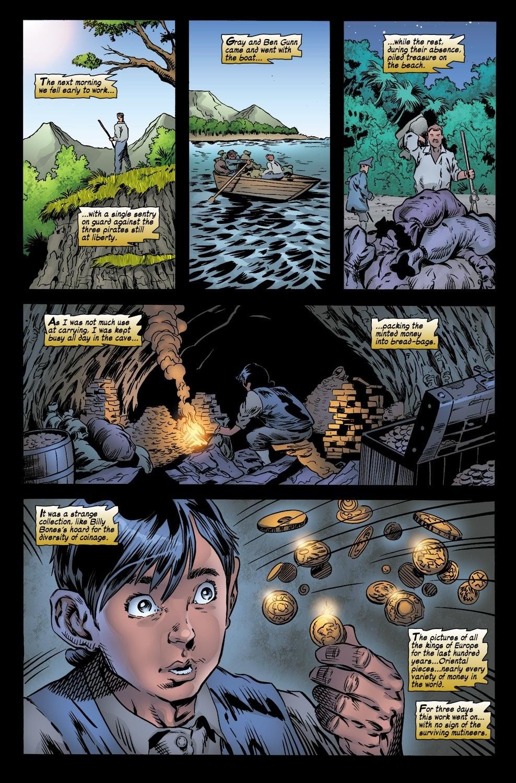 Read online Treasure Island comic -  Issue #6 - 17