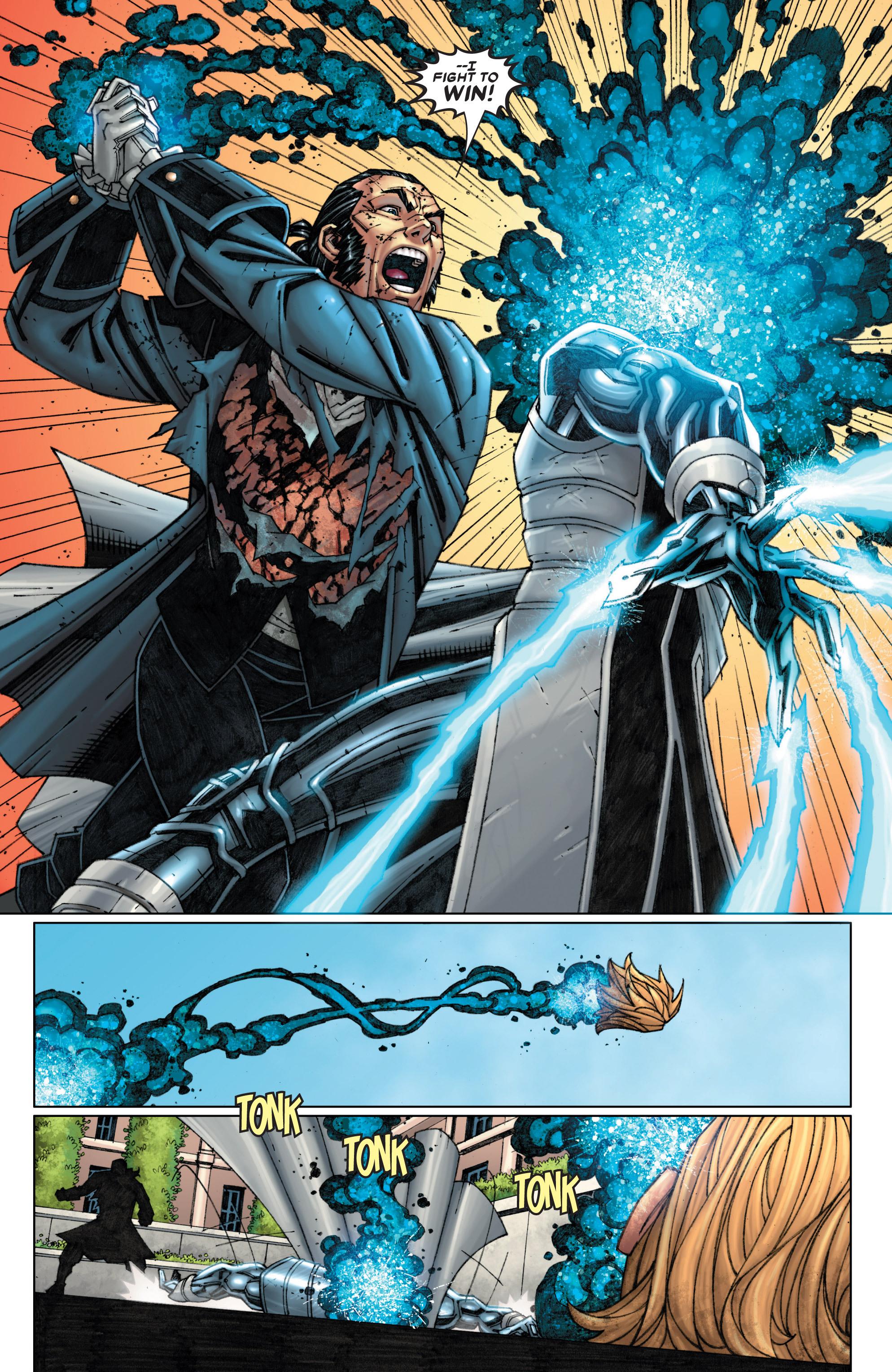 Read online Uncanny X-Men (1963) comic -  Issue #454 - 23