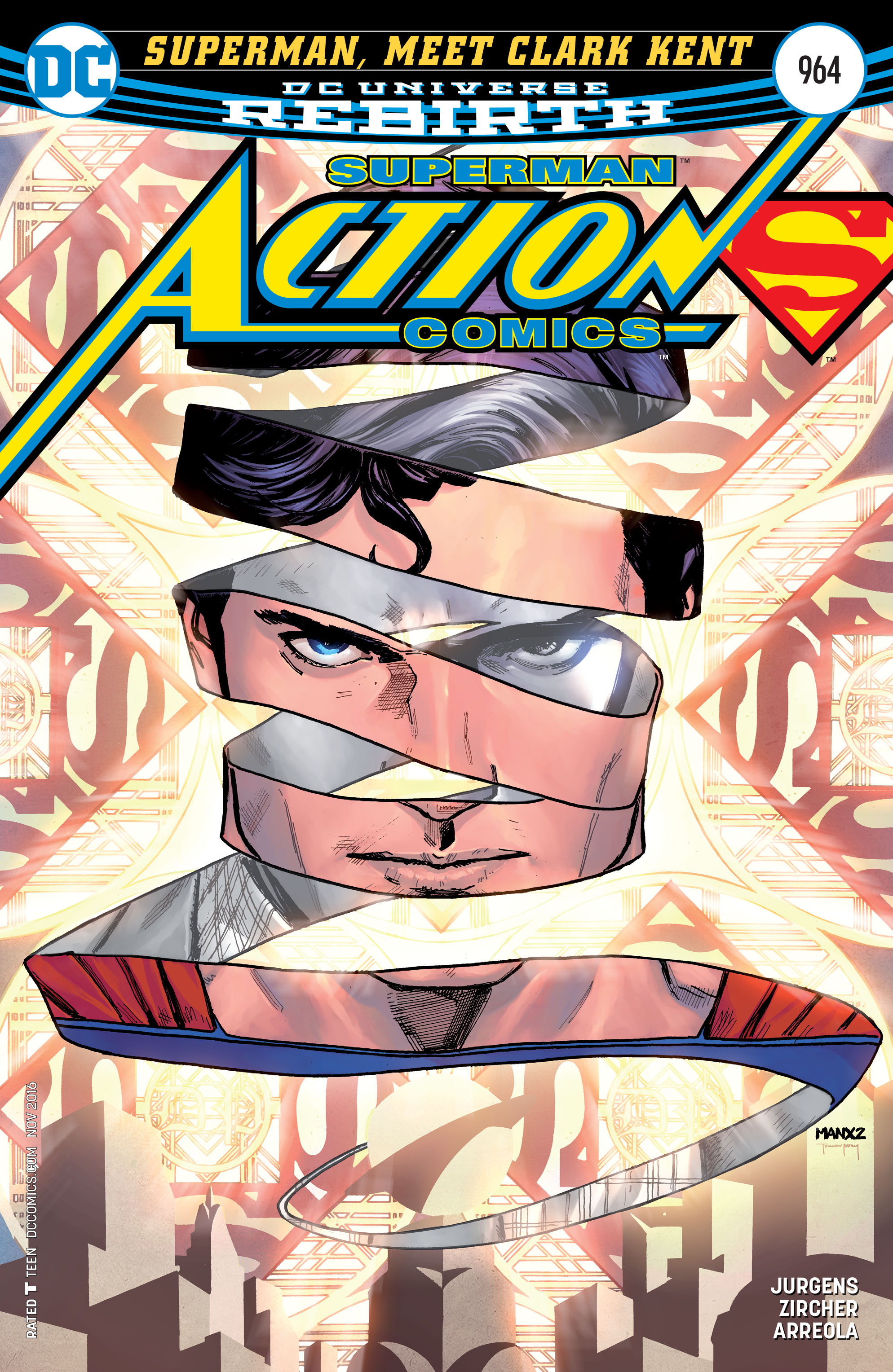 Read online Action Comics (2016) comic -  Issue #964 - 1
