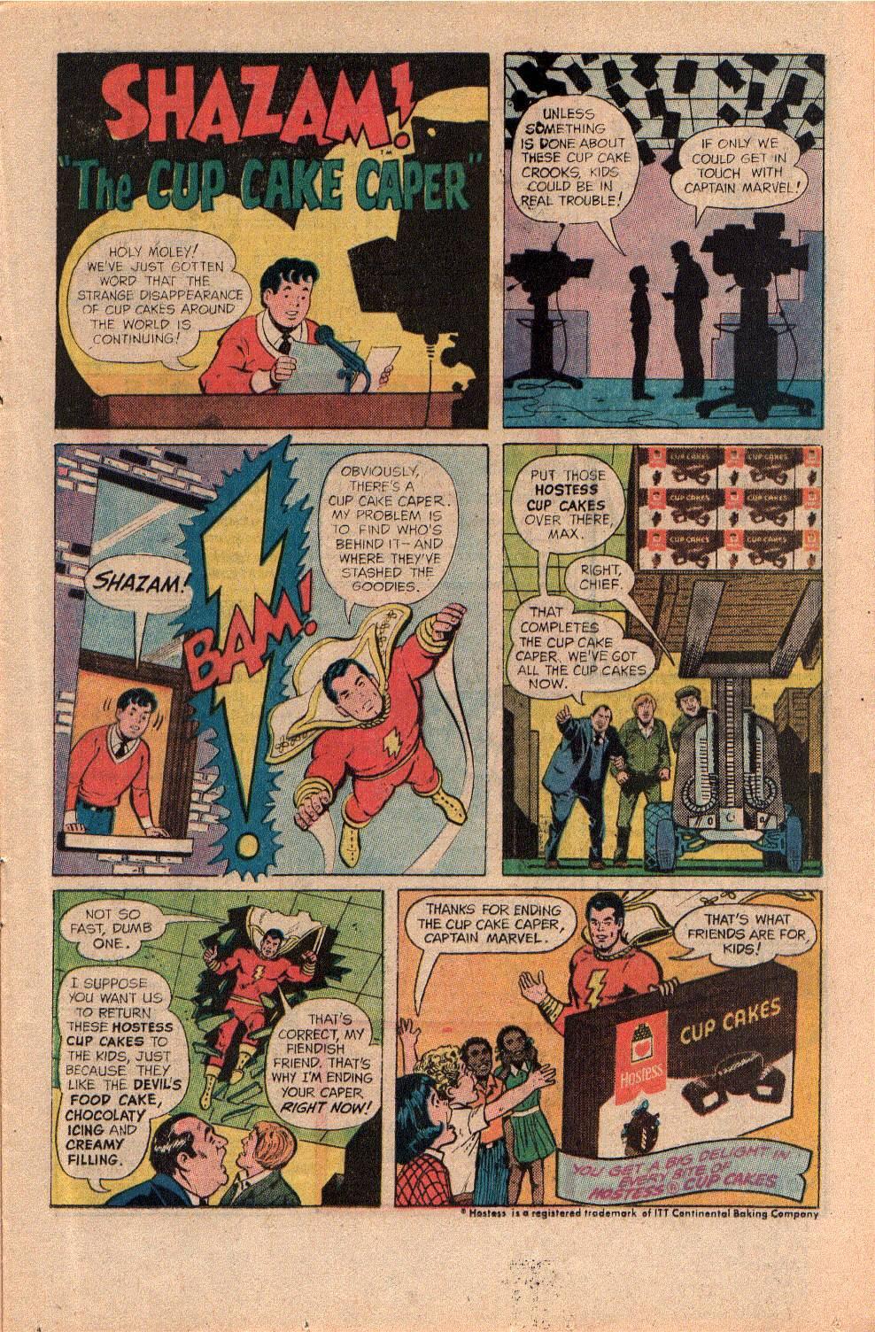 Read online Shazam! (1973) comic -  Issue #23 - 13