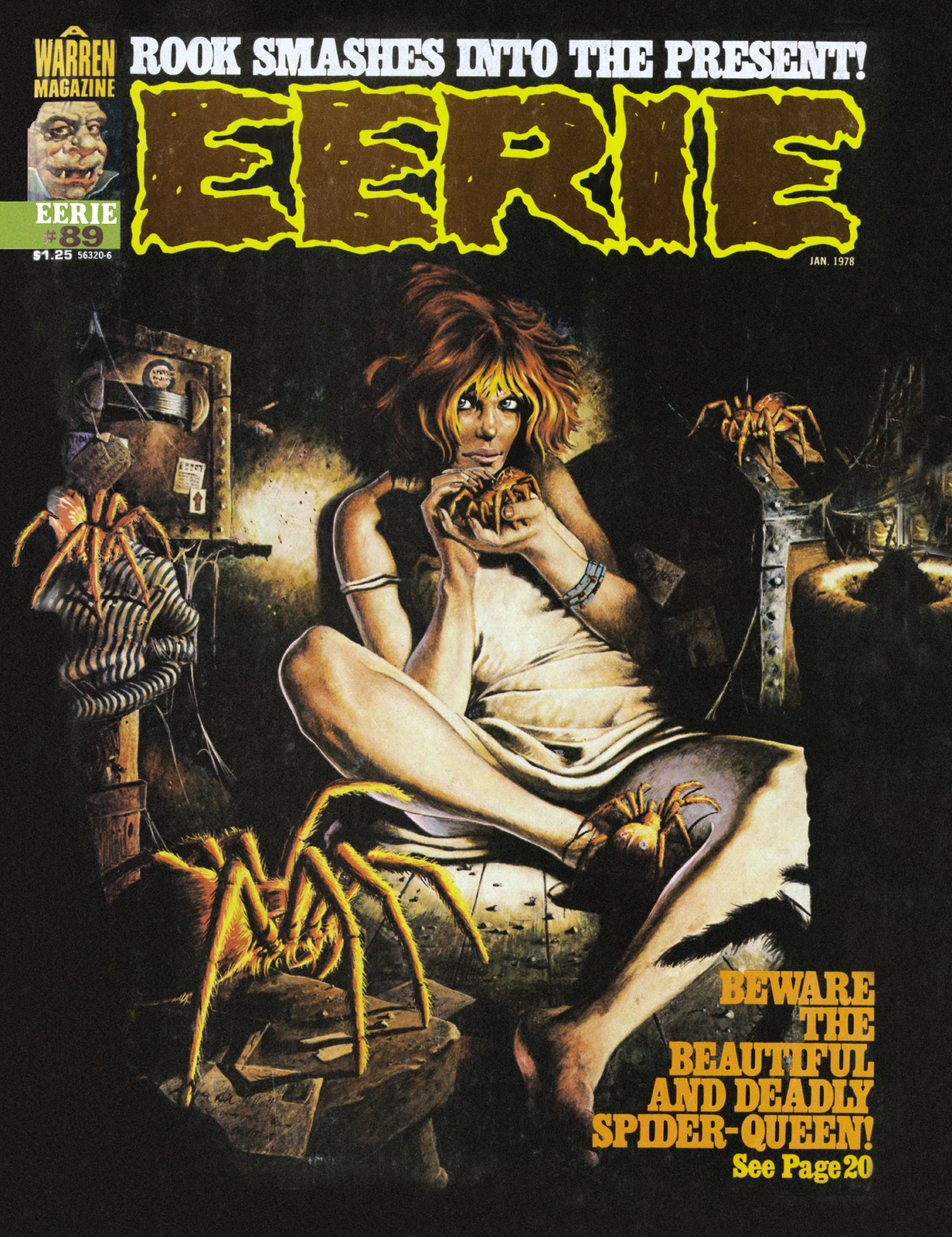 Read online Eerie Archives comic -  Issue # TPB 18 - 208