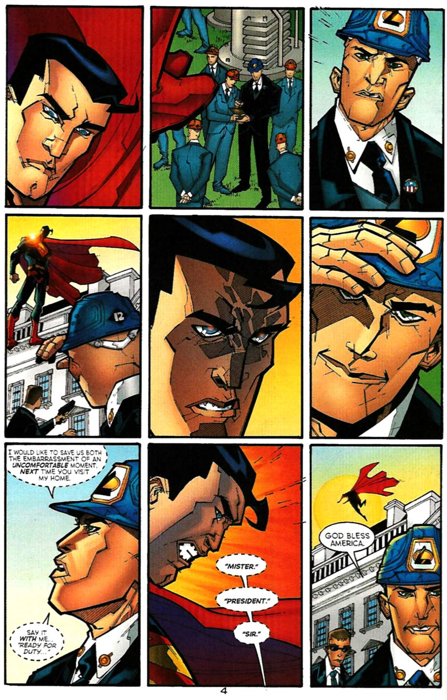 Read online Action Comics (1938) comic -  Issue #774 - 5