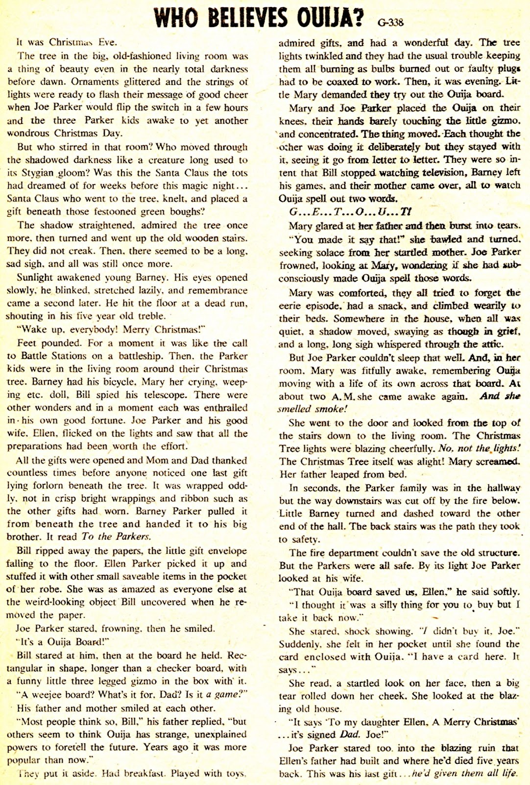 The Witching Hour (1969) issue 7 - Page 27