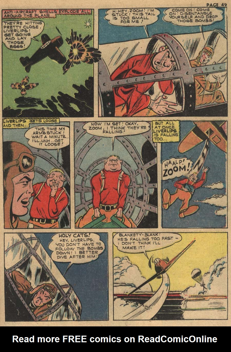Zip Comics issue 31 - Page 49