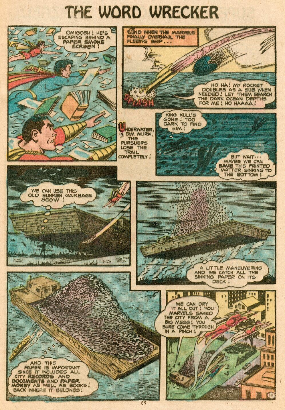 Read online Shazam! (1973) comic -  Issue #14 - 77