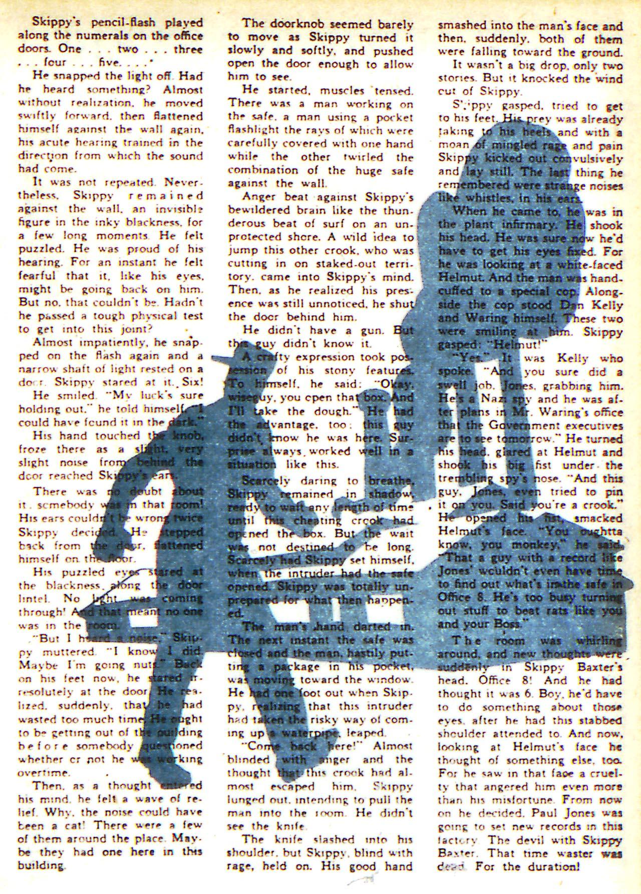 Read online Detective Comics (1937) comic -  Issue #81 - 45