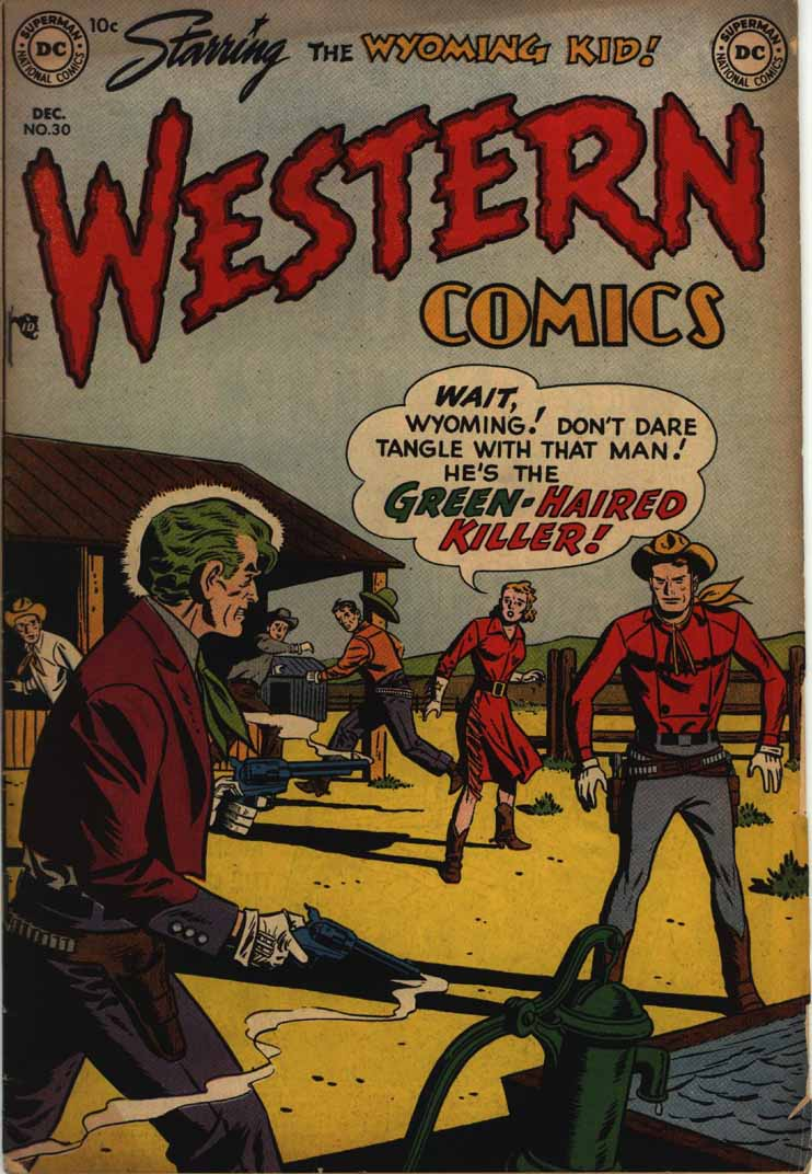 Western Comics issue 30 - Page 1