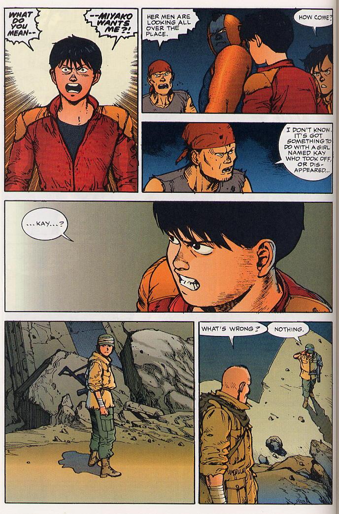 Read online Akira comic -  Issue #24 - 60