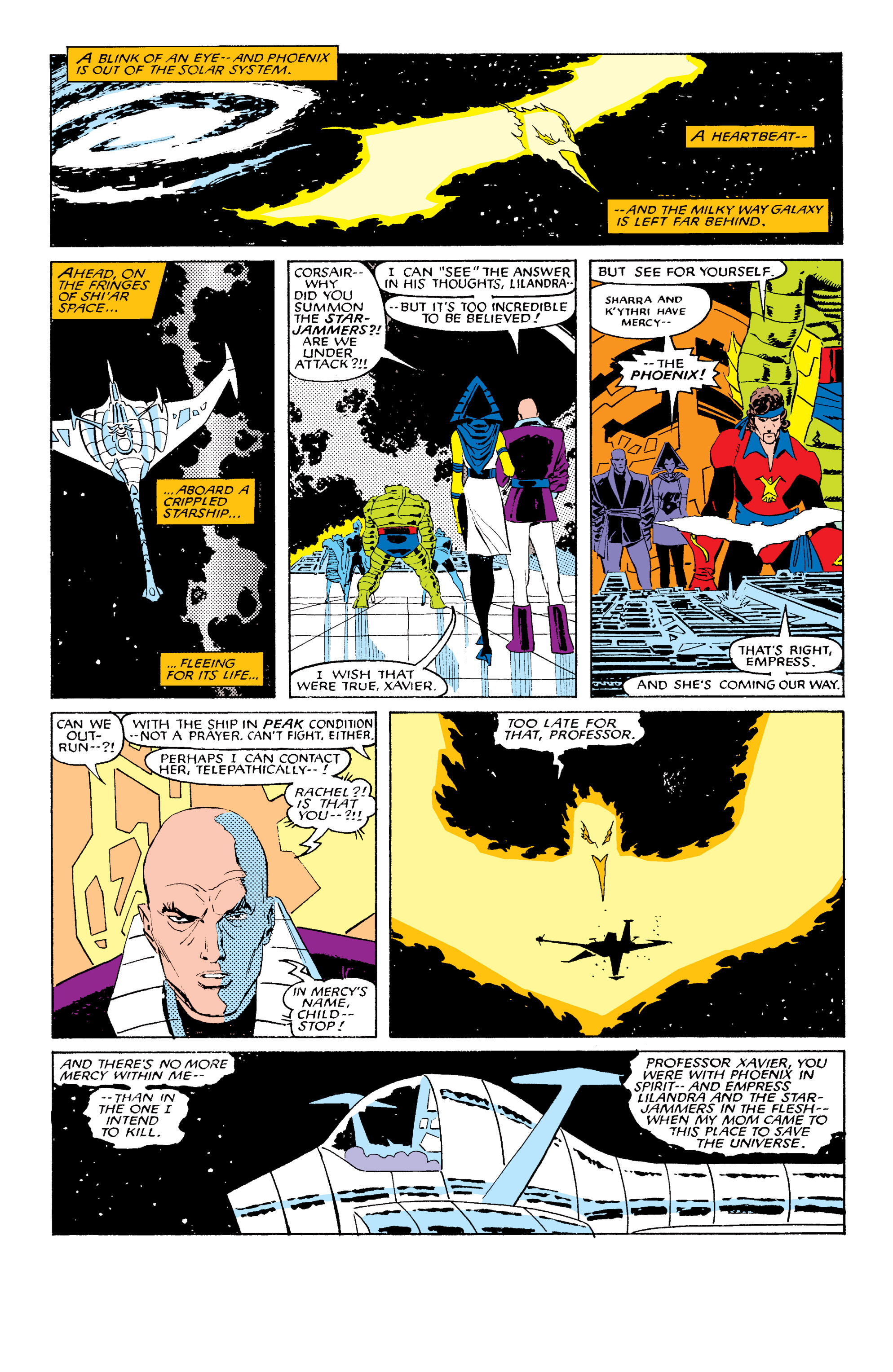 Read online Uncanny X-Men (1963) comic -  Issue #203 - 12