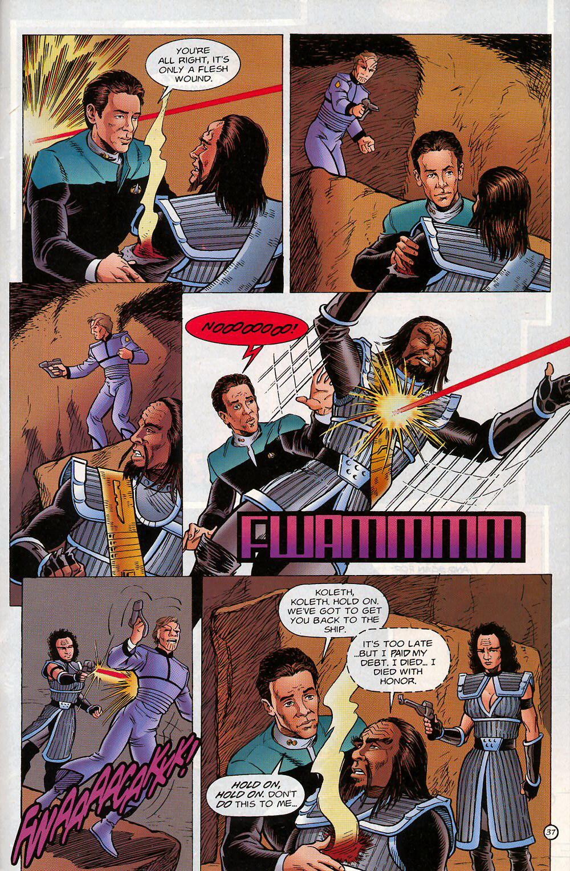 Read online Star Trek: Deep Space Nine - Lightstorm comic -  Issue # Full - 37