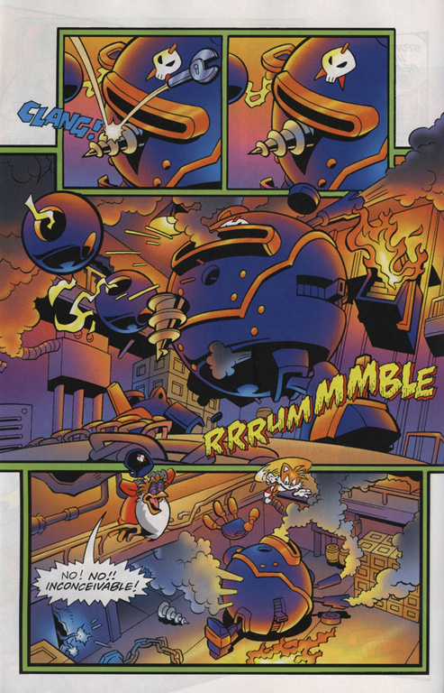 Read online Sonic Universe comic -  Issue #20 - 9