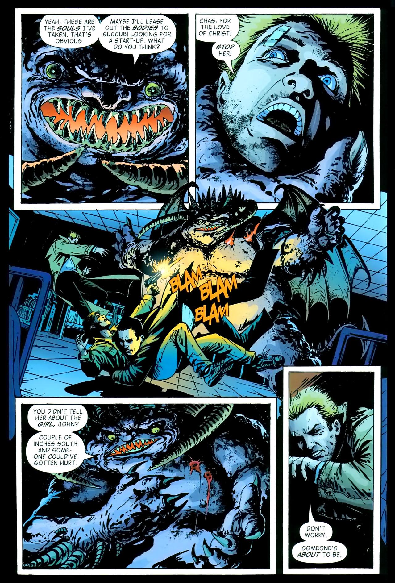 Read online John Constantine Hellblazer: All His Engines comic -  Issue # Full - 104