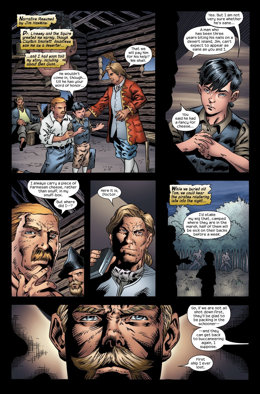 Read online Treasure Island comic -  Issue #3 - 21