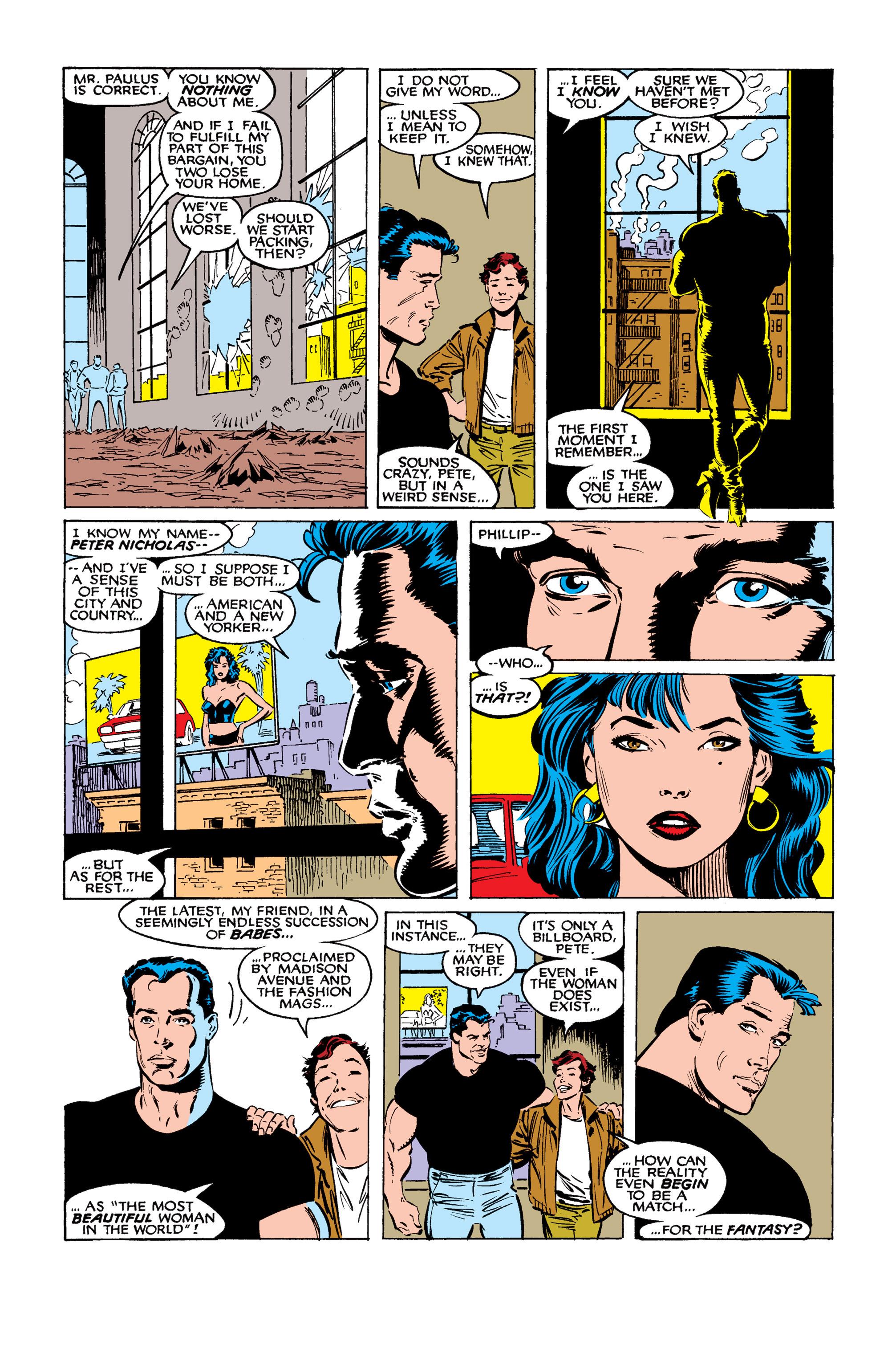 Read online Uncanny X-Men (1963) comic -  Issue #259 - 12
