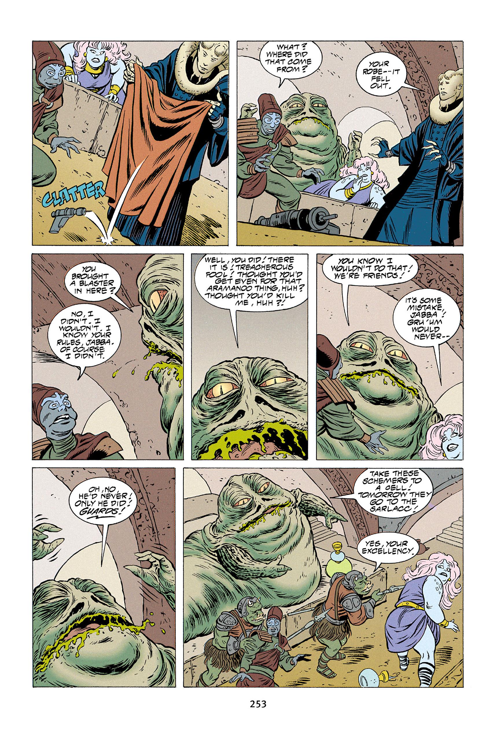 Read online Star Wars Omnibus comic -  Issue # Vol. 30 - 250