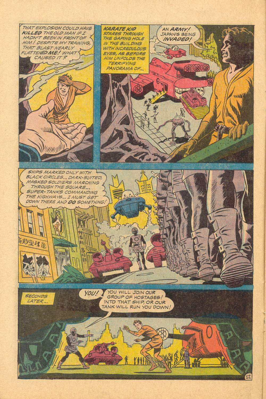 Read online Adventure Comics (1938) comic -  Issue #367 - 17