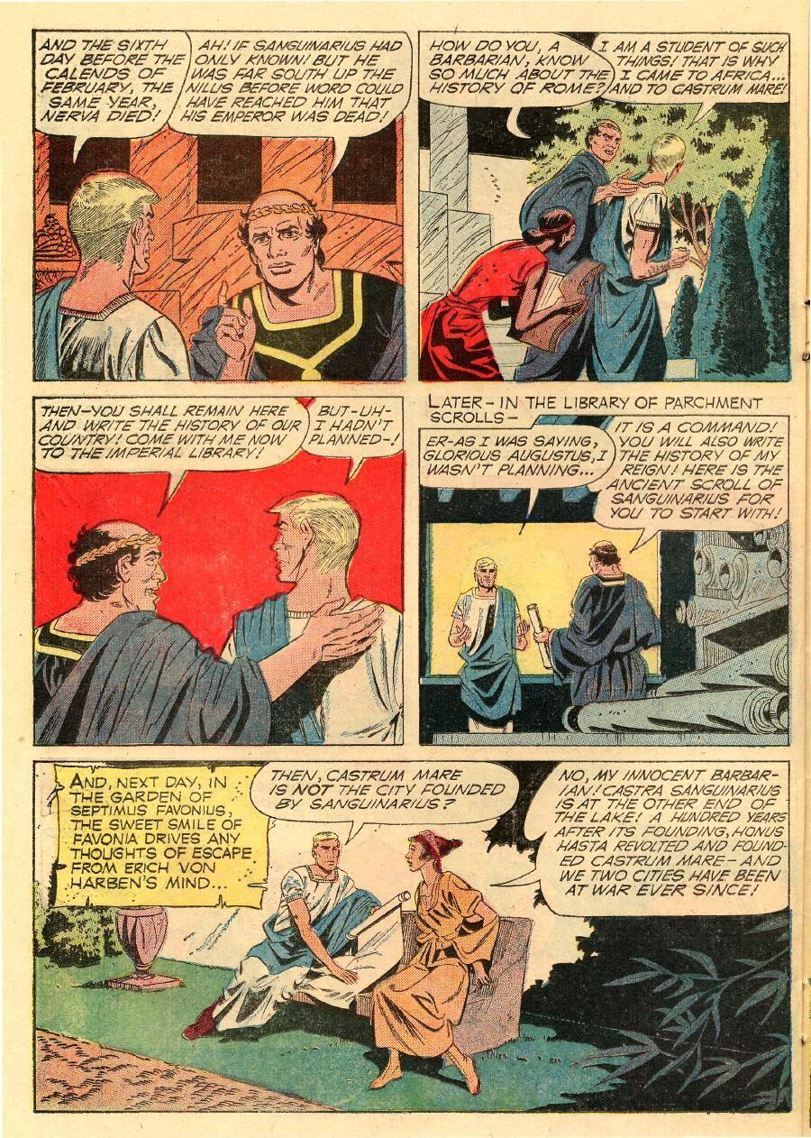Tarzan (1962) issue 194 - Page 26