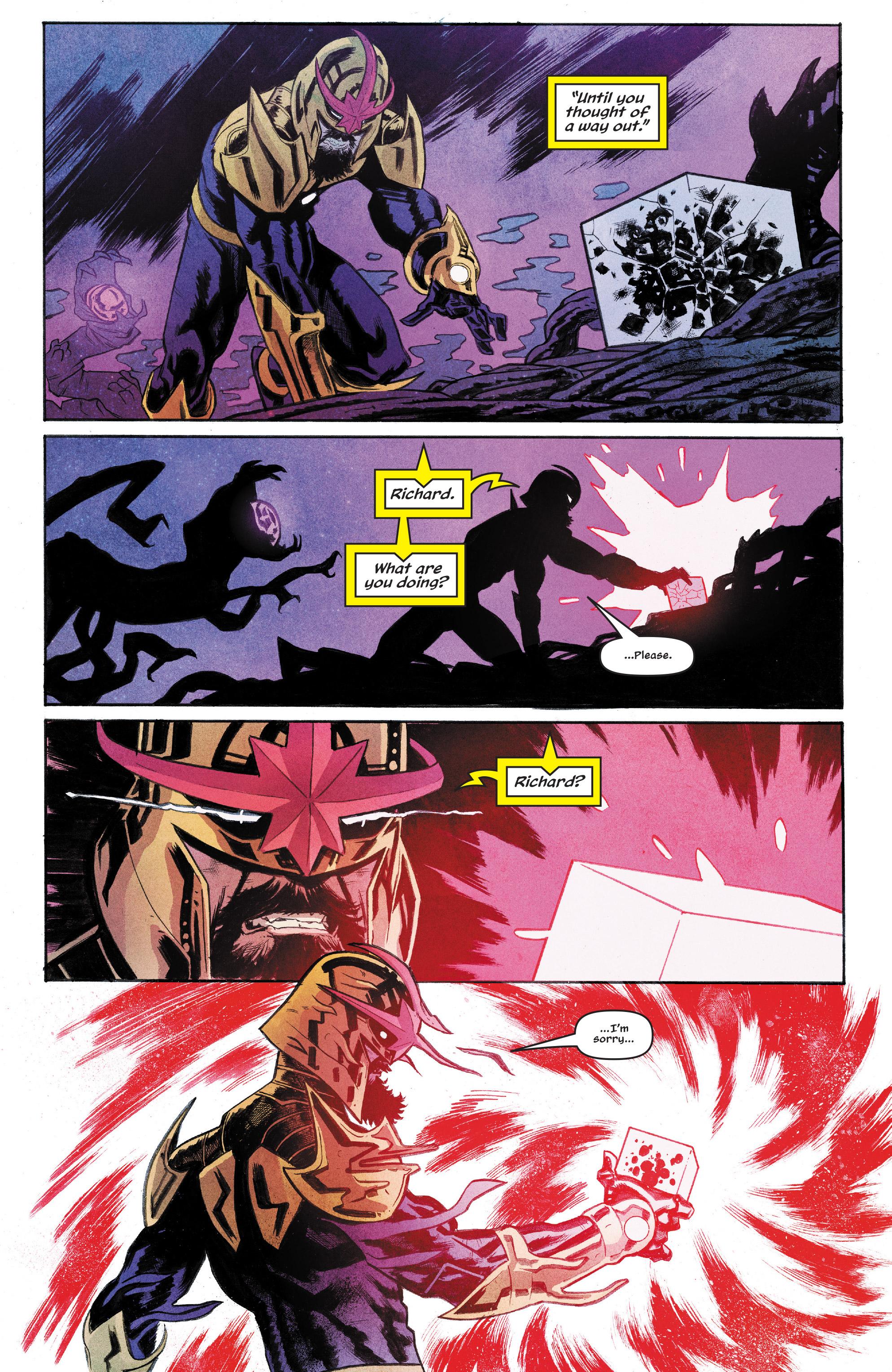 Read online Nova (2017) comic -  Issue #6 - 15