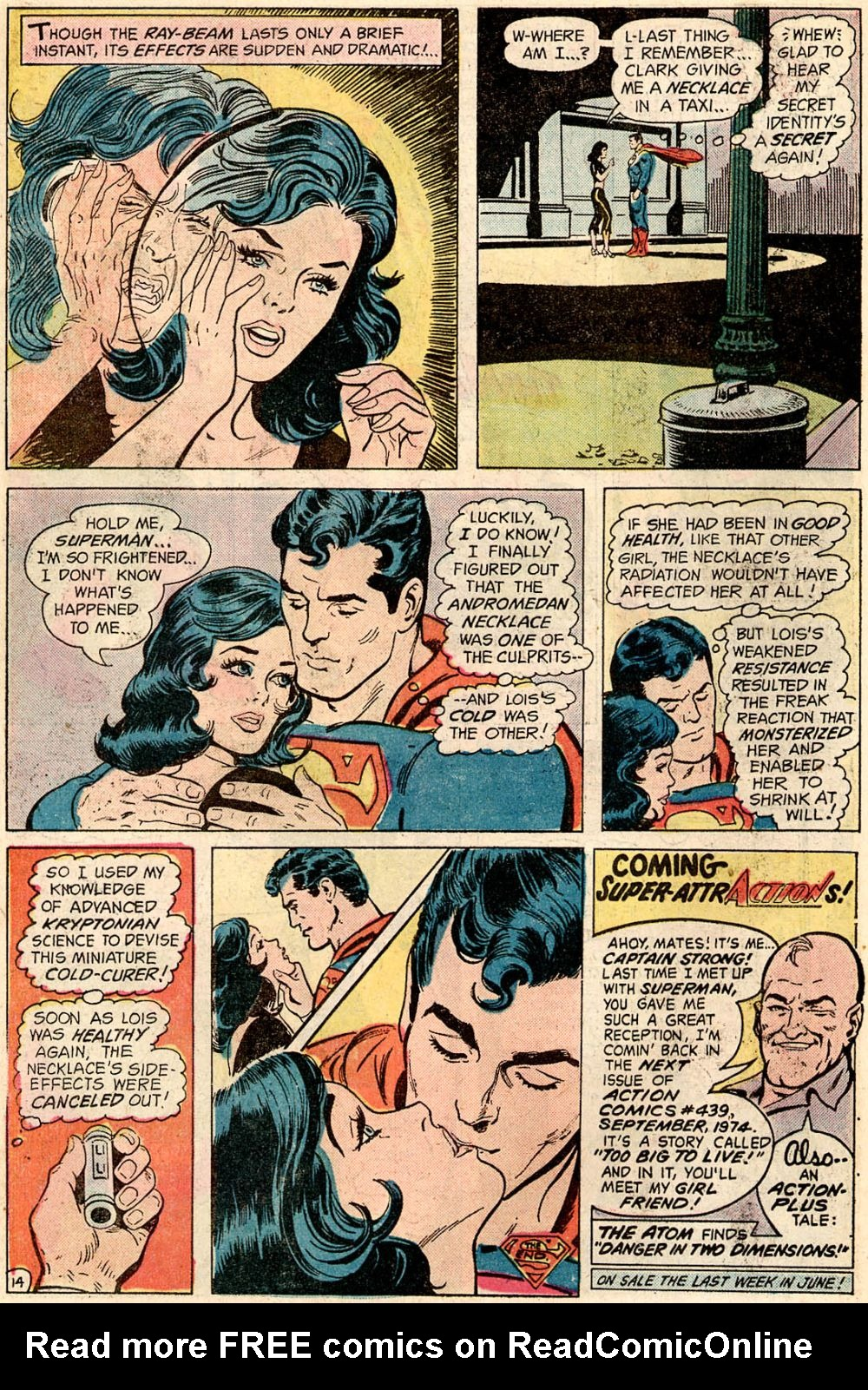 Action Comics (1938) 438 Page 23