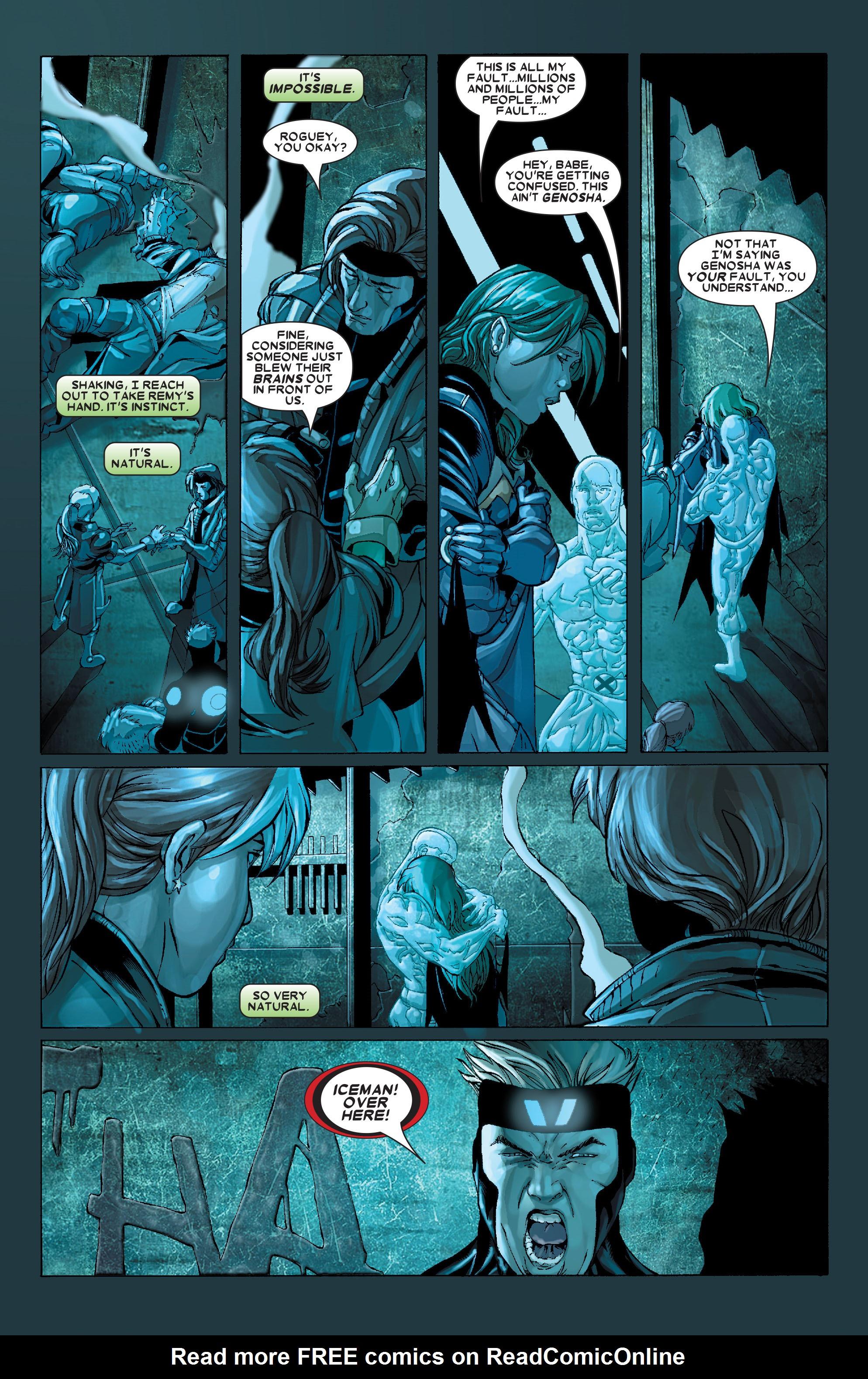 X-Men (1991) 166 Page 7