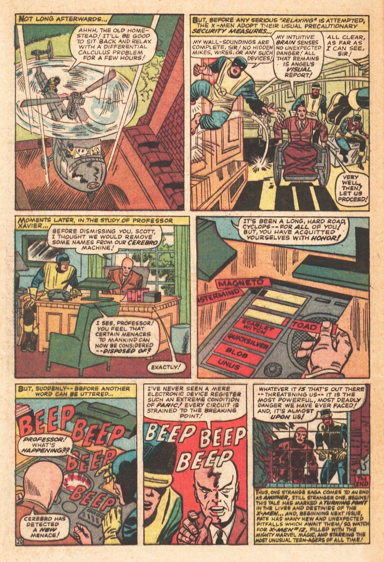 Read online Uncanny X-Men (1963) comic -  Issue # _Annual 1 - 51