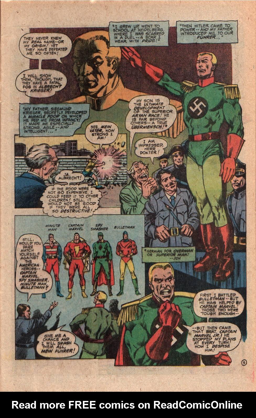 Read online Shazam! (1973) comic -  Issue #34 - 9