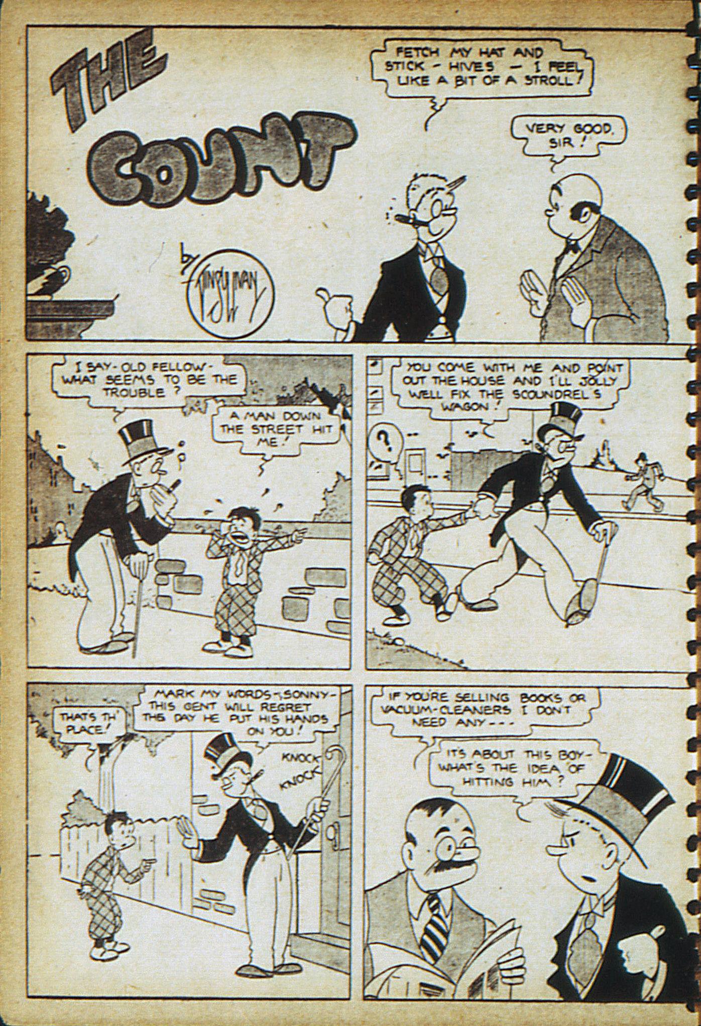 Read online Adventure Comics (1938) comic -  Issue #18 - 25