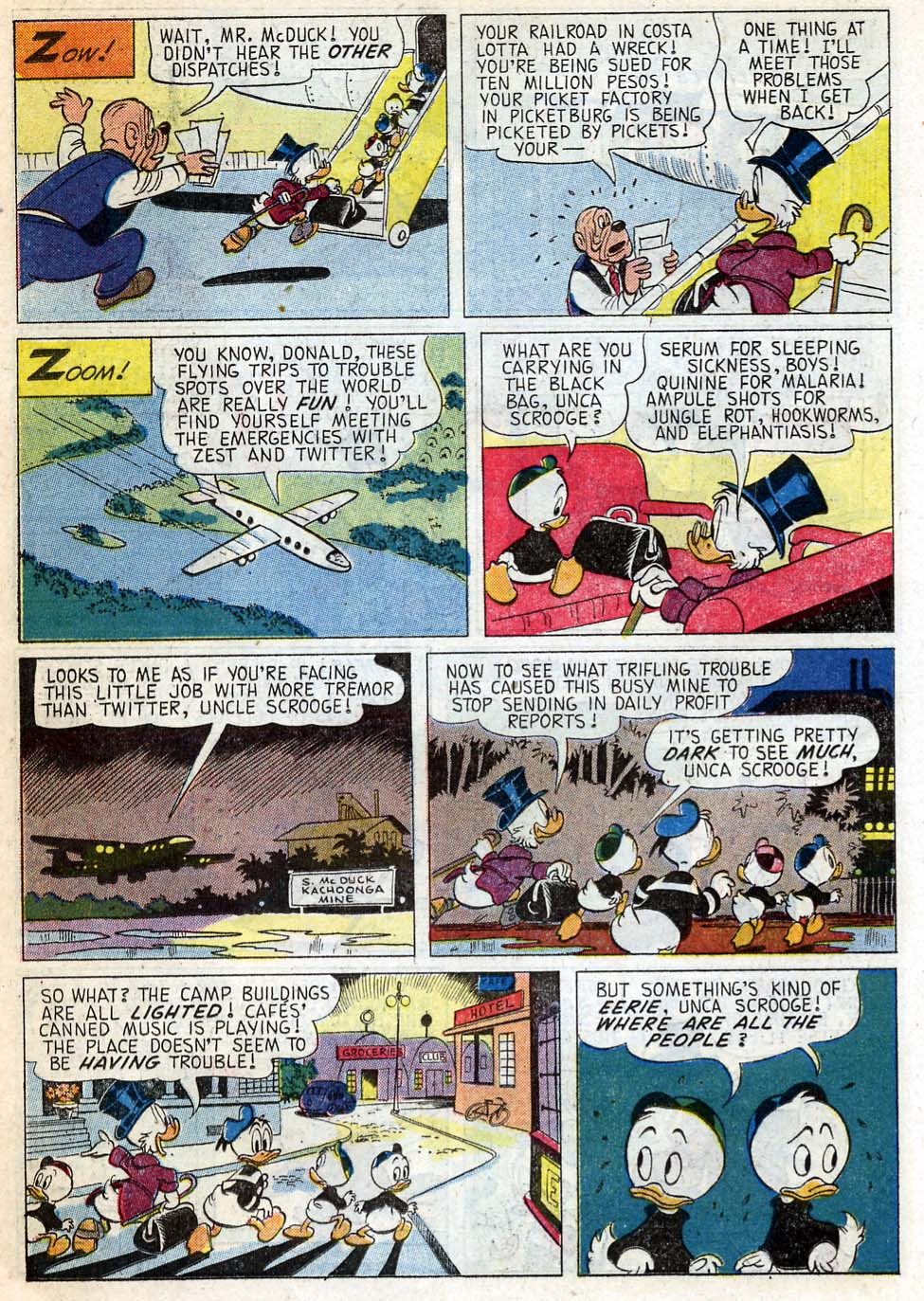 Read online Uncle Scrooge (1953) comic -  Issue #33 - 26