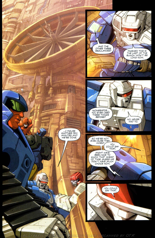 Read online Transformers Armada comic -  Issue #1 - 14